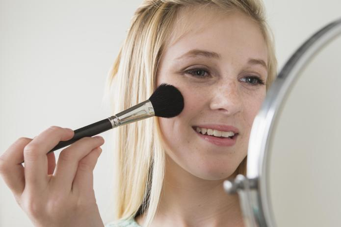 Teens & makeup: What's OK for