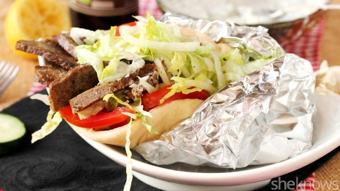 DIY doner kebabs that satisfy your