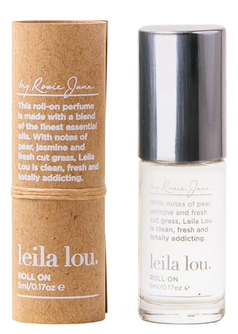 Best Travel Beauty Products: By Rosie Jane Leila Lou Perfume Oil | Travel 2017