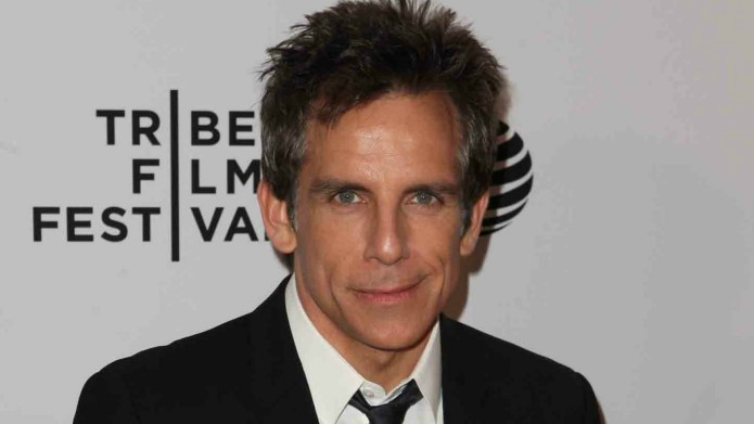 Ben Stiller didn't want to talk