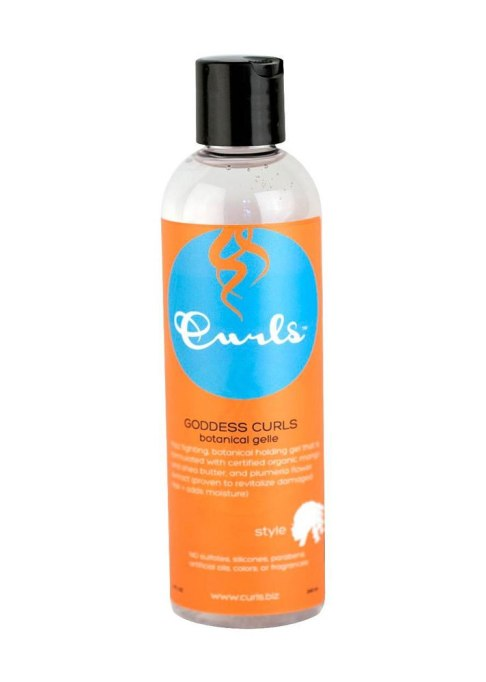 Best Curl-Defining Products for Textured Hair | CURLS Goddess Curls Botanical Gelee