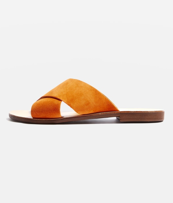 Best Slides for the Summer: Hawaii Cross Strap Sliders | Summer Style 2017