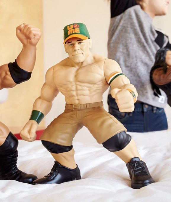 Moms' Most-Hated Holiday Gifts: WWE John Cena Crushers Toy