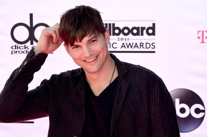 Ashton Kutcher red carpet