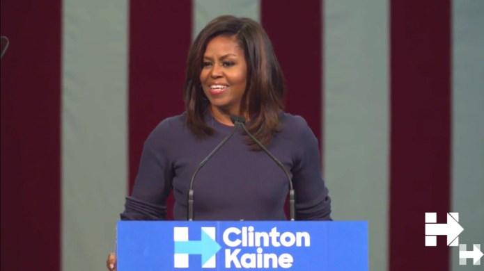 Michelle Obama on Donald Trump mess: