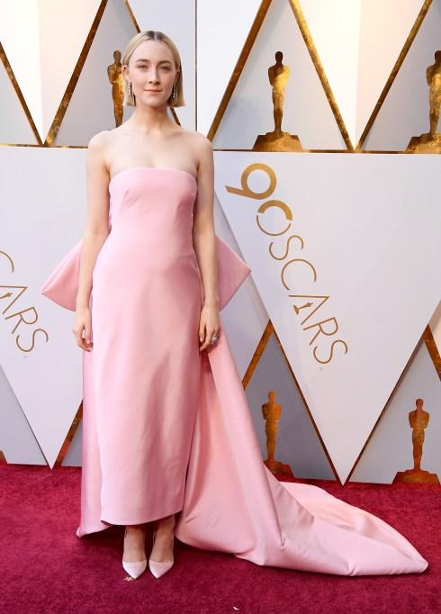Saoirse Ronan Oscars 2018
