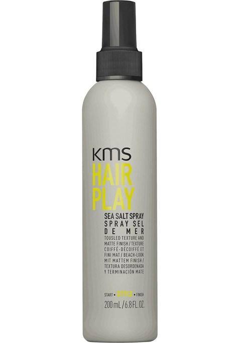 Best Sea Salt Sprays 2017: KMS Hair Play Sea Salt Spray | Summer Hair