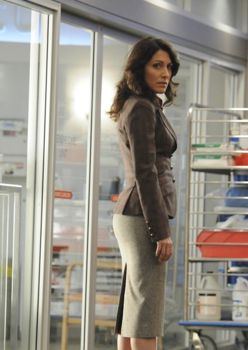Dr. Lisa Cuddy from House