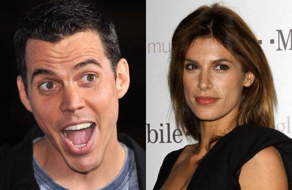 Weird couple alert: Elisabetta Canalis and