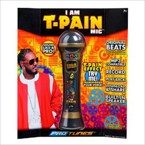 "T-Pain's ""I Am T-Pain"" Mic"