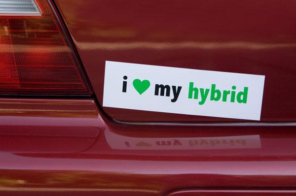 I love my hybrid