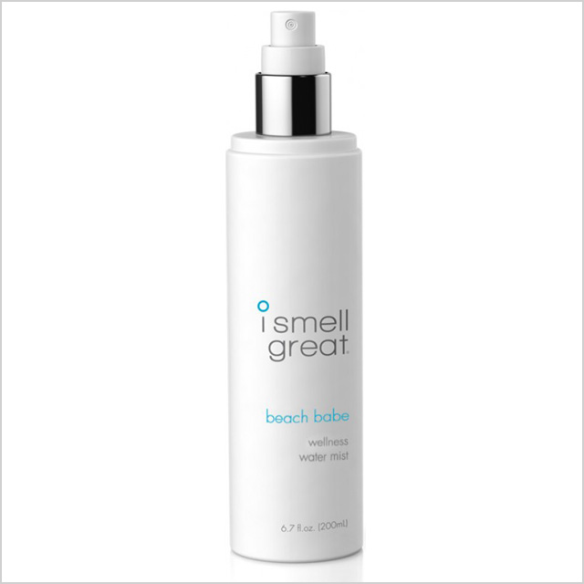 i smell great beach babe wellness water mist