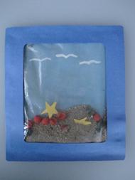 Beach-themed I Spy bag | Sheknows.com
