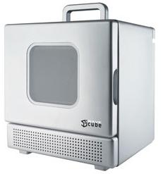 iWaveCube Mini Microwave - $99