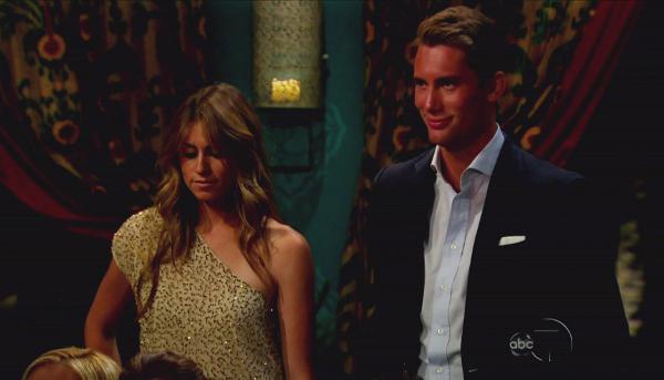 Flirting and plotting on Bachelor Pad