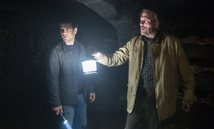"GRIMM -- ""Into The Schwarzwald"" Episode"