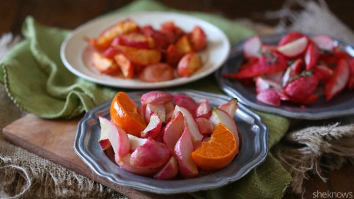 Roasted radishes: 3 Delicious ways to