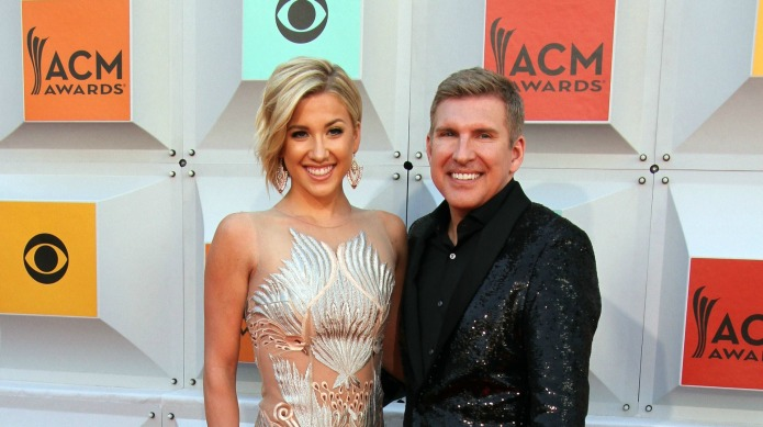 Todd Chrisley doesn't seem so controlling
