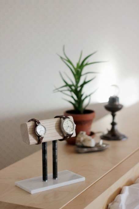 DIY Watch Stand