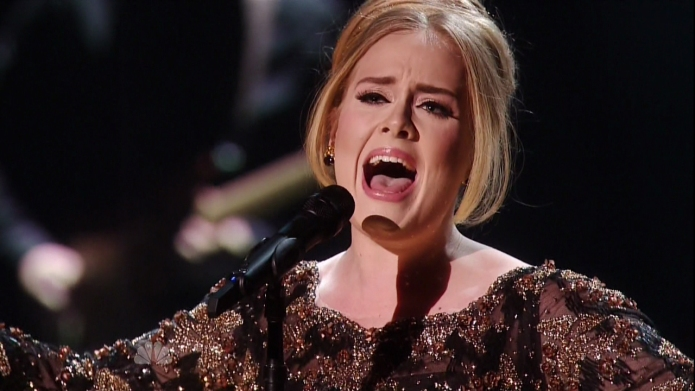 'Adele Live in New York City'