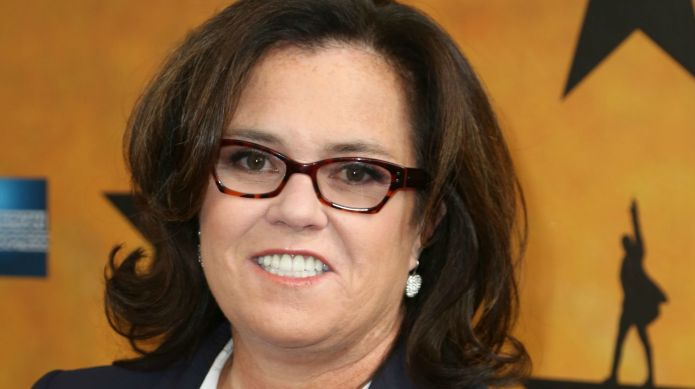 Rosie O'Donnell's response to Donald Trump