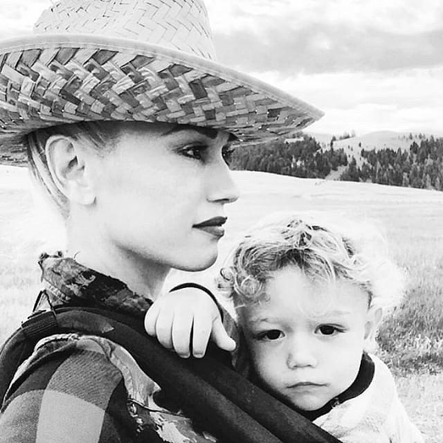 Gwen Stefani and Motherhood