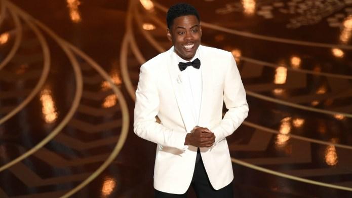 Chris Rock calls out black actors