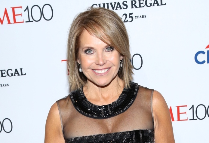 Katie Couric on the possibility of
