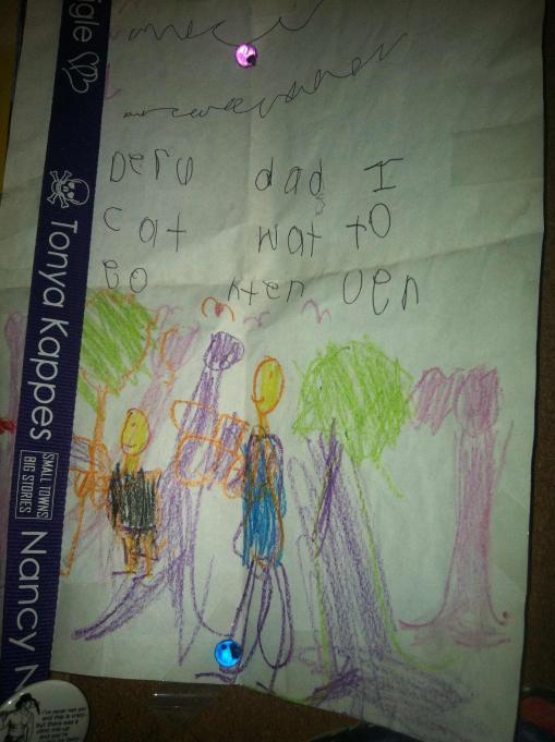 Phallic art (unintentionally) drawn by kids