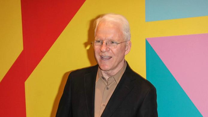 Steve Martin is finally getting the