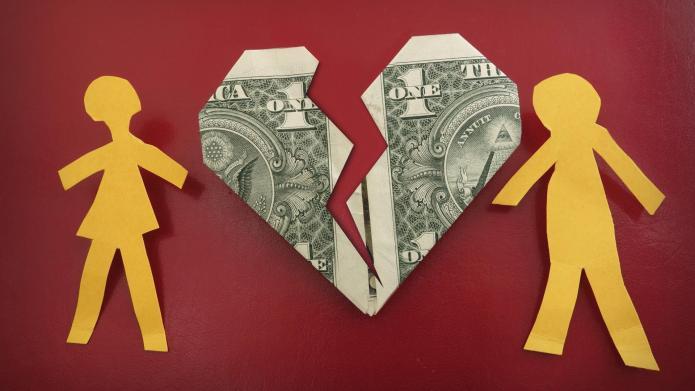 Can your finances survive a divorce?