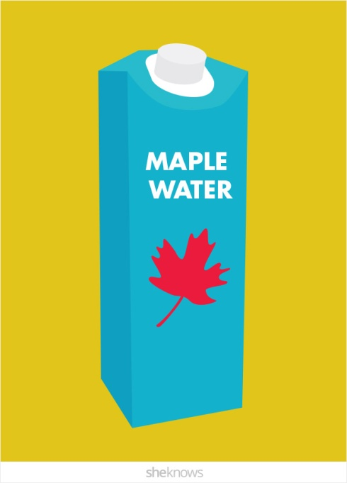 Maple water superfood