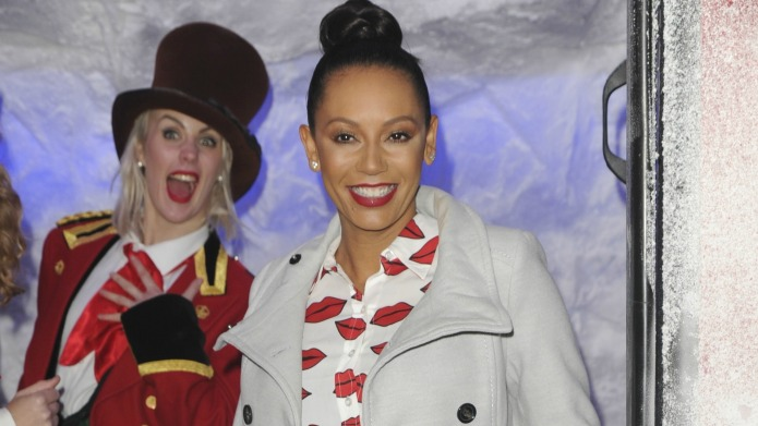 Mel B hints at an epic