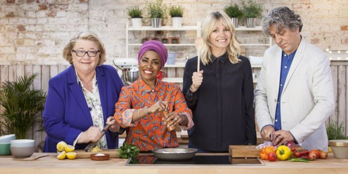 What's coming (and going) on Netflix for November 2017: 'The Big Family Cooking Show'