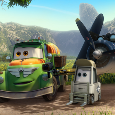 Planes movie review: Sky's the limit