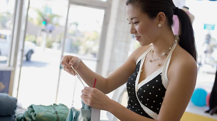 How to debunk your garment tag