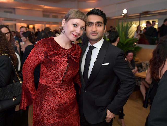 Celebrity Couple Love Stories: Kumail Nanjiani & Emily V. Gordon