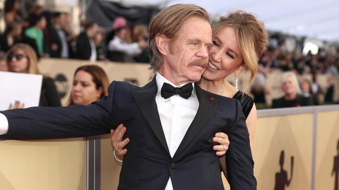 William H. Macy Wants His Daughters
