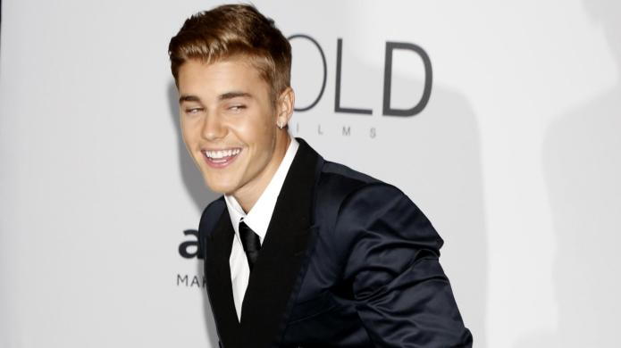 Justin Bieber finds out the hard