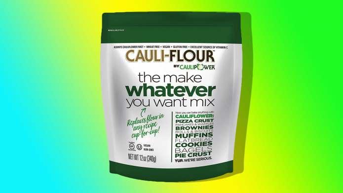 Cauliflower Flour Is Here to Make
