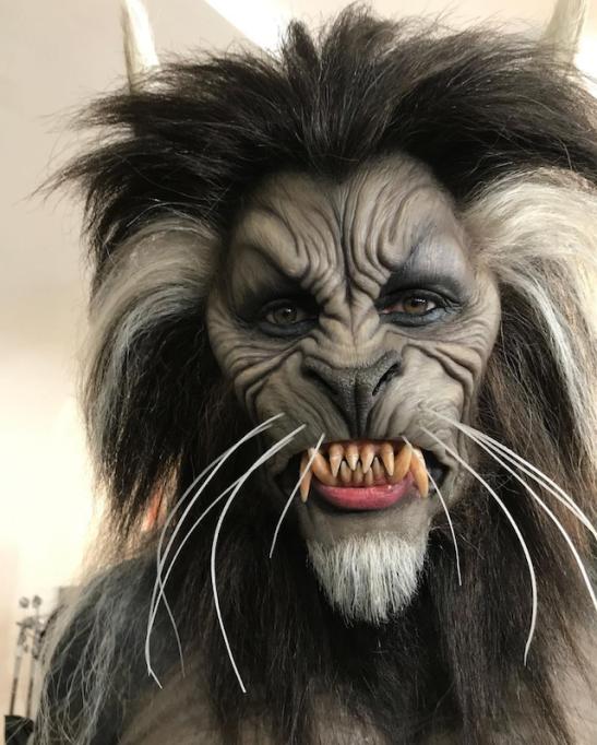 Best celebrity Halloween costumes 2017: Heidi Klum