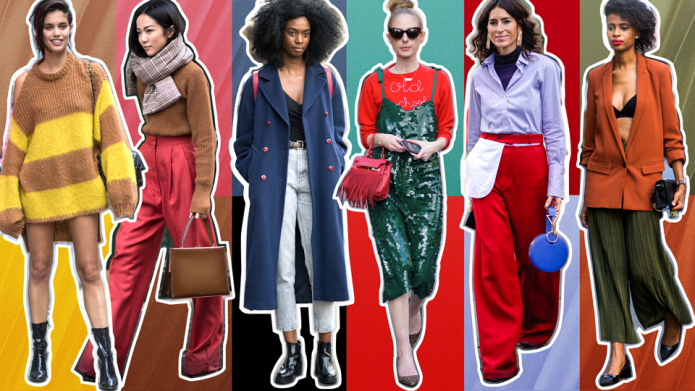 How to Pull Off Clashing Colors