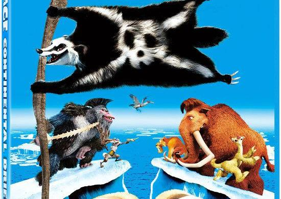 Exclusive Ice Age: Continental Drift featurette
