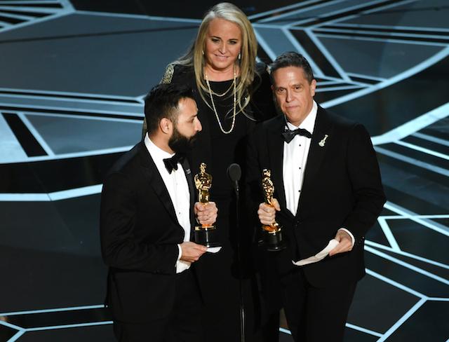 Powerful Oscar speeches 2018: Adrian Molina, Darla K. Anderson & Lee Unkrich