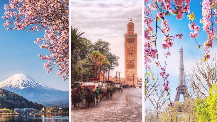 10 of the Best International Cities