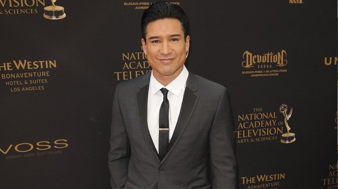 Mario Lopez's like, Stop trying to