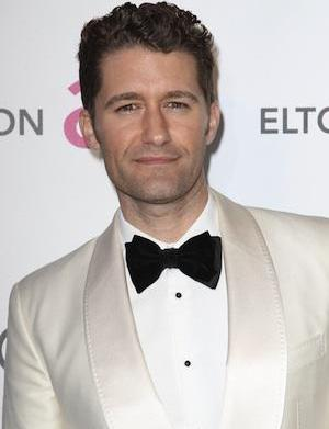 Glee's Matthew Morrison to release second