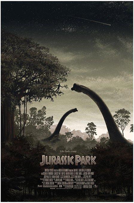 Movies turning 25 this year: Jurassic Park
