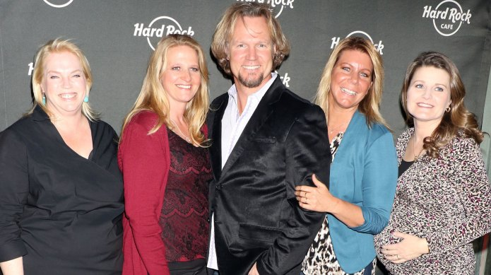 Kody Brown's Sister Wives family falls