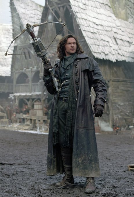 The many looks of Hugh Jackman: Van Helsing